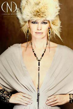 Caroline Neron Tassel Necklace, Jewelry, Fashion, Tatoo, Necklaces, Bijoux, Moda, Jewlery, Fashion Styles