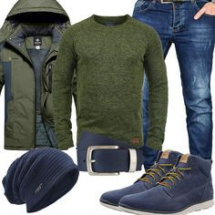 Komplette Outfits, Casual Outfits, Fashion Outfits, High Fashion Men, Mens Fashion, Smart Casual Menswear, Herren Outfit, Character Outfits, Mens Clothing Styles