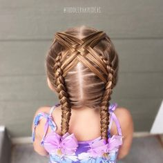 21 Ideas of girls hairstyles for all ages