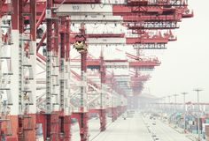 Port of Shanghai  JISZDA &