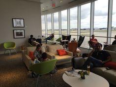 Review: American Express Centurion Lounge, Miami International Airport - http://theforwardcabin.com/2015/06/11/review-american-express-centurion-lounge-miami-international-airport/