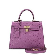 House Of Hello Women's Genuine Leather KL Style Ostrich Grain Top-handle-bags Purple 25CM House Of Hello http://www.amazon.com/dp/B012CMC2AE/ref=cm_sw_r_pi_dp_vPlFwb1H3EJBF