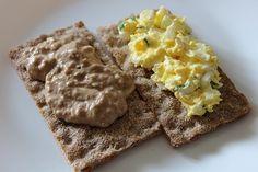 Pomazánky – vajíčková podle Dity P. a tuňáková Spreads, Food, Essen, Meals, Yemek, Sandwich Spread, Eten