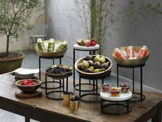 Craster creates beautiful, intelligently-designed F&B and C&E products that enable the world's finest hotels and restaurants to deliver exceptional customer experiences. Open Buffet, Buffet Set Up, Lunch Buffet, Breakfast Buffet, Breakfast Ideas, Wedding Buffet Displays, Salad Presentation, Hotel Food, Food Menu