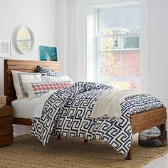 bed frame west elm