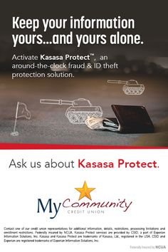 Keep your information yours..and yours alone! Look what we are offering to help with#IdentityProtection #midlandtexas #midlandtx #midlandcounty #ectorcounty #odessatx #odessatexas #banking #creditunion