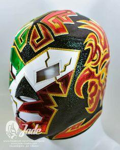 Dr Wagner Jr.  From Jade Mask designs.