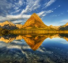 Using the sky in landscape photography.