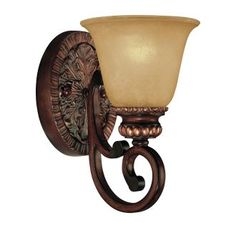 View the Minka Lavery ML 5951 1 Light Wall Sconce from the Belcaro Collection at LightingDirect.com.