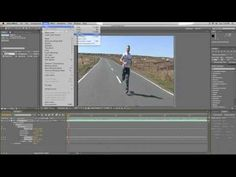 Image Stabilization in AfterEffects Tutorial - YouTube