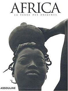 Assouline Africa Hardcover Book - No Color