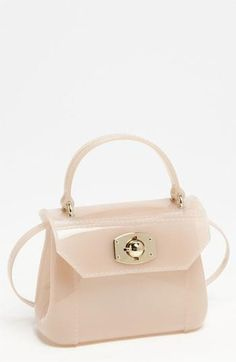 I love this Furla candy cross-body
