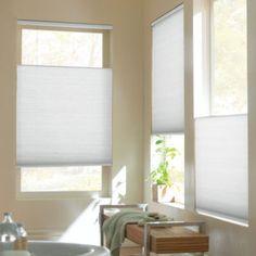 Budget Cordless Light Filtering Cellular Shade Window