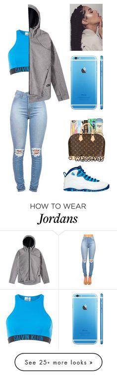 """""""lamborghini outside ."""" by qveenkyndall16 on Polyvore featuring Calvin Klein and NIKE"""