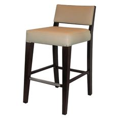 Have to have it. Regal Juniper Beechwood 26 in. Counter Stool Fully Upholstered Seat and Back $339.99