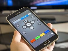 Smart Remote on the Samsung Galaxy S5