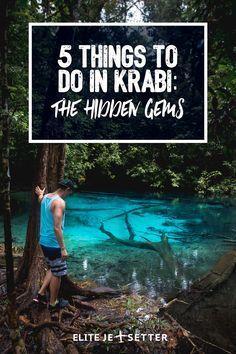 Krabi things to do