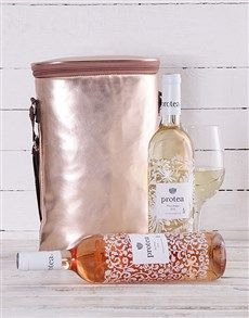 Choose between a collection of Protea-branded wines. The wine comes presented in a metallic rose gold colour. The wine gift for her is absolutely perfect for romantic picnic outtings! Wine Gifts For Her, Great Date Ideas, Same Day Delivery Service, Indoor Picnic, Romantic Picnics, Wine Brands, Gourmet Gifts, Rose Gold Color, Gift Baskets