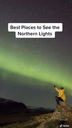 How To See The Northern Lights in Banff - The Banff Blog