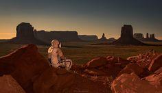 The Real Astronaut by Greg Boratyn - Photo 160298925 - 500px