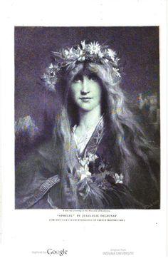 Ophelia, The Century illustrated monthly magazine, Volume 79, 1909-10.