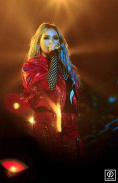 2NE1    MAMA AWARDS 2015 HK    CL