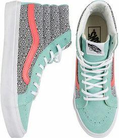 Vans Hi Slim Geometric Shoes 7a5022880