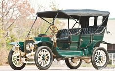 1910 Buick Model 19 Touring