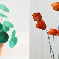 3 geniale DIY-Pflanzen-Hacks für alle, die einfach keinen grünen Daumen haben Diy And Crafts, Paper Crafts, Hacks, Wind Chimes, Health Tips, Origami, Planter Pots, Woodworking, Outdoor Decor