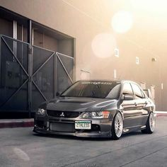 Mitsubishi Evo Mitsubishi Eclipse, Mitsubishi Lancer Evolution, Tuner Cars, Jdm Cars, Subaru, Donk Cars, Evo 9, Japanese Domestic Market, Mitsubishi Motors