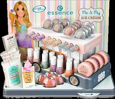 me & my ice cream - essence cosmetics