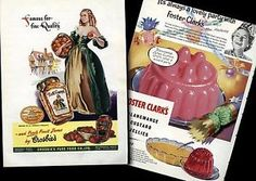 foster clark vintage - Google Search