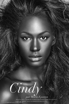 1000+ images about Bronze Beauty on Pinterest | Ebony girls ...