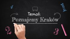 Discover more about Kraków - prezentacja ✌️ - Presentation Krakow, Presentation, Teacher, Education, School, Movies, Movie Posters, Geography, Speech Language Therapy