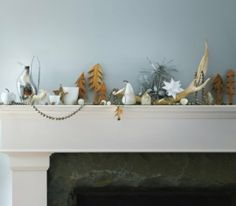 Holiday Decor: 5 Different Approaches to Decorating the Mantel