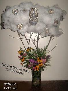 St. Christopher Craft {Liturgical Ornament} ~ Catholic Inspired