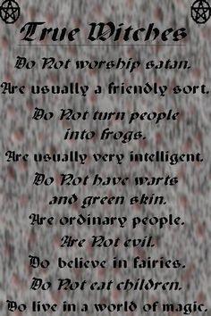 True Witches