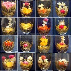 Handmade Blooming Flower