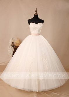 Kiki/wedding gown/bridal dress/women by pandaandshamrock on Etsy