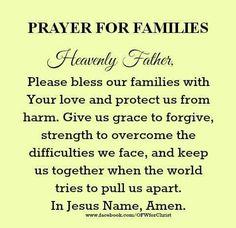 In Jesus name, Amen