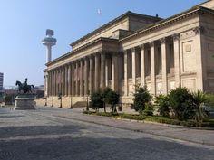 St Georges hall , Liverpool