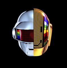 Give Life Back To Music Animated GIFs Of Daft Punks Helmets