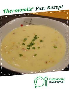 Kartoffel-Lauch-Suppe von grillchrissi007. Ein Thermomix ® Rezept aus der Kategorie Suppen auf www.rezeptwelt.de, der Thermomix ® Community.