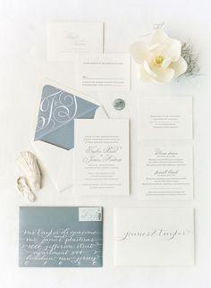 Southern Charm Wedding at Palmetto Bluff Inn, SC - Stephanie Pryor Designs & KT Merry Photography