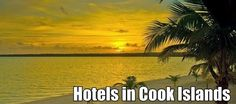 Find the best deals on all hotels in the Cook Islands with Dennis Dames Hotel Finder International by comparing 1000's of the leading hotel reservation sites Online at once. Best Price Guaranteed!