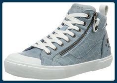 Strife W, Baskets Femme, Bleu (Light Blue Light Blue), 36 EUYellow Cab
