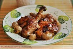 Fırın Poşetinde Tavuk But nasıl yapılır ? Ayrıca size fikir verecek 13 yorum var. Tarifin püf noktaları, binlerce yemek tarifi ve daha fazlası...
