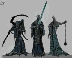 Tagged with dark souls, fantasy, dnd, hitting your kids with jumper cables; Fantasy Character Design, Character Design Inspiration, Character Concept, Character Art, Concept Art, Fantasy Monster, Monster Art, Fantasy Kunst, Dark Fantasy Art
