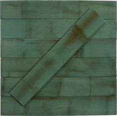 """Bistro Kelly Green 2"""" x 14"""" Glossy Porcelain Subway Tile Tile Installation, Traditional Looks, Retro Home, Kelly Green, Porcelain Tile, Subway Tiles, Grout, Size 2, Coupon"""