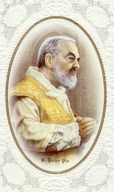St. Padre Pio (Francesco Forgione) was born to Giuseppa and Grazio Forgione, in the small farming town of Pietrelcina, Italy on May 25, 1887. Although the Forgiones were poor in material goods, they were certainly rich in their faith life and in the   (The pain and experiences brought about a desire and passion to help others that were grieving about the death of a loved one; using God inspired words of comfort, not just for herself but for others who were experiencing life adversities, )